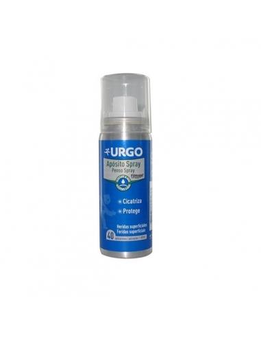 Urgo Apósito Heridas Superficiales Spray 40ml