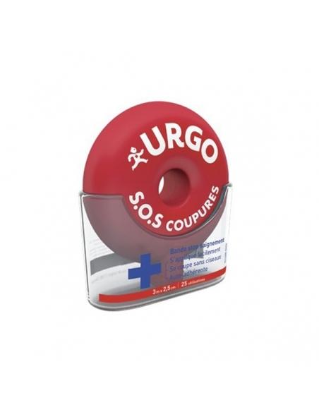 Urgo Sos Cortes Banda Autoadhesiva 3mx2.5cm