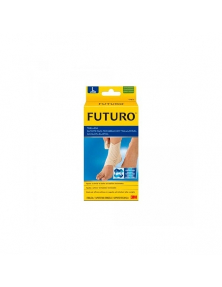 3M Tobillera Futuro Velcro Talla M