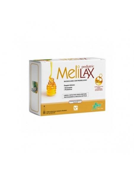 Aboca Melilax Pediátrico Microenemas 5gr 6uds