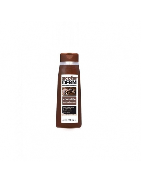 Acofarderm Gel Chocolate 750ml