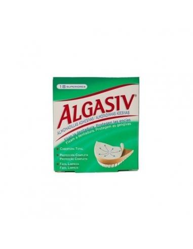 Algasiv Almohadilla Superior 18uds