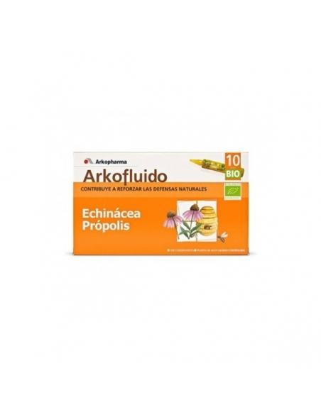 Arko Fluido Echinacea Propolis Ampollas 10x15ml