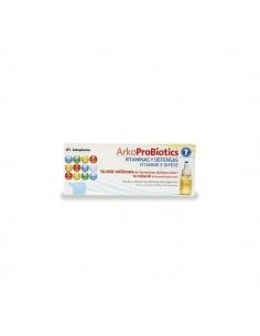 Arkobiotics Vitaminas Y Defensas Niño 7uds