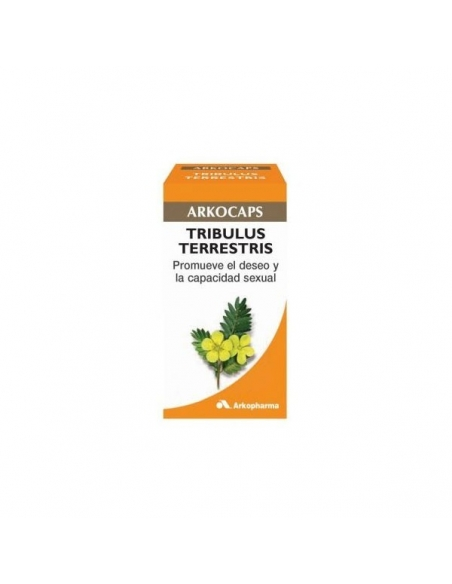 ArkoCápsulass Tribulus Terrestris 42 Cápsulas