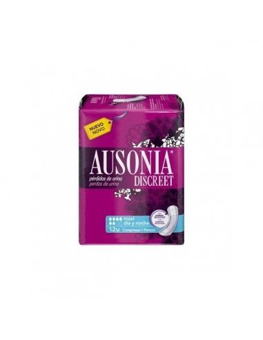 Ausonia Discreet Maxi 12 Unidades