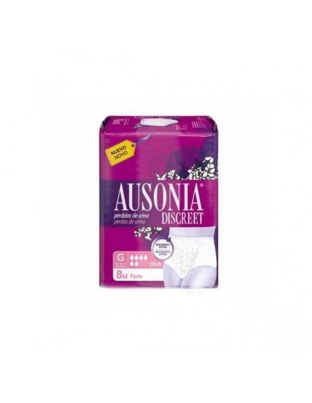 Ausonia Discreet Pants Plus Tallagrande 8uds