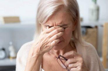 problemas de ojo seco