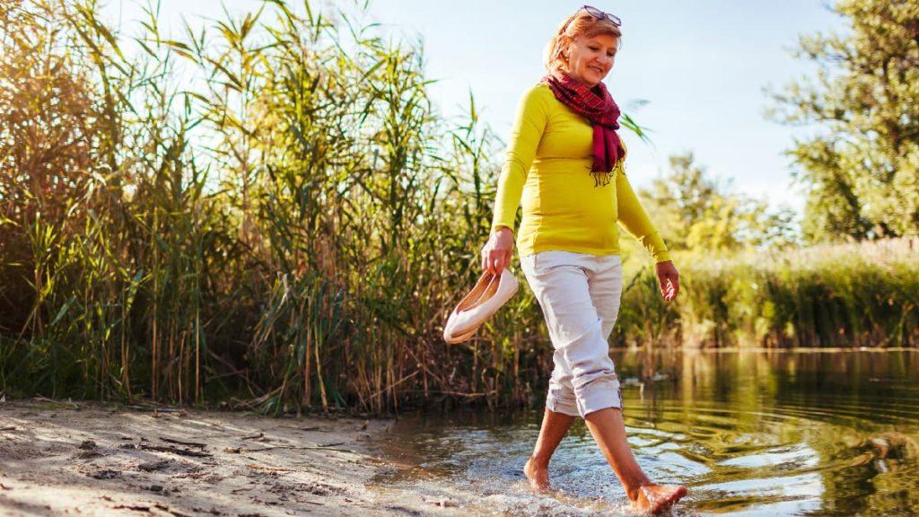 Cómo combatir el síndrome de piernas cansadas
